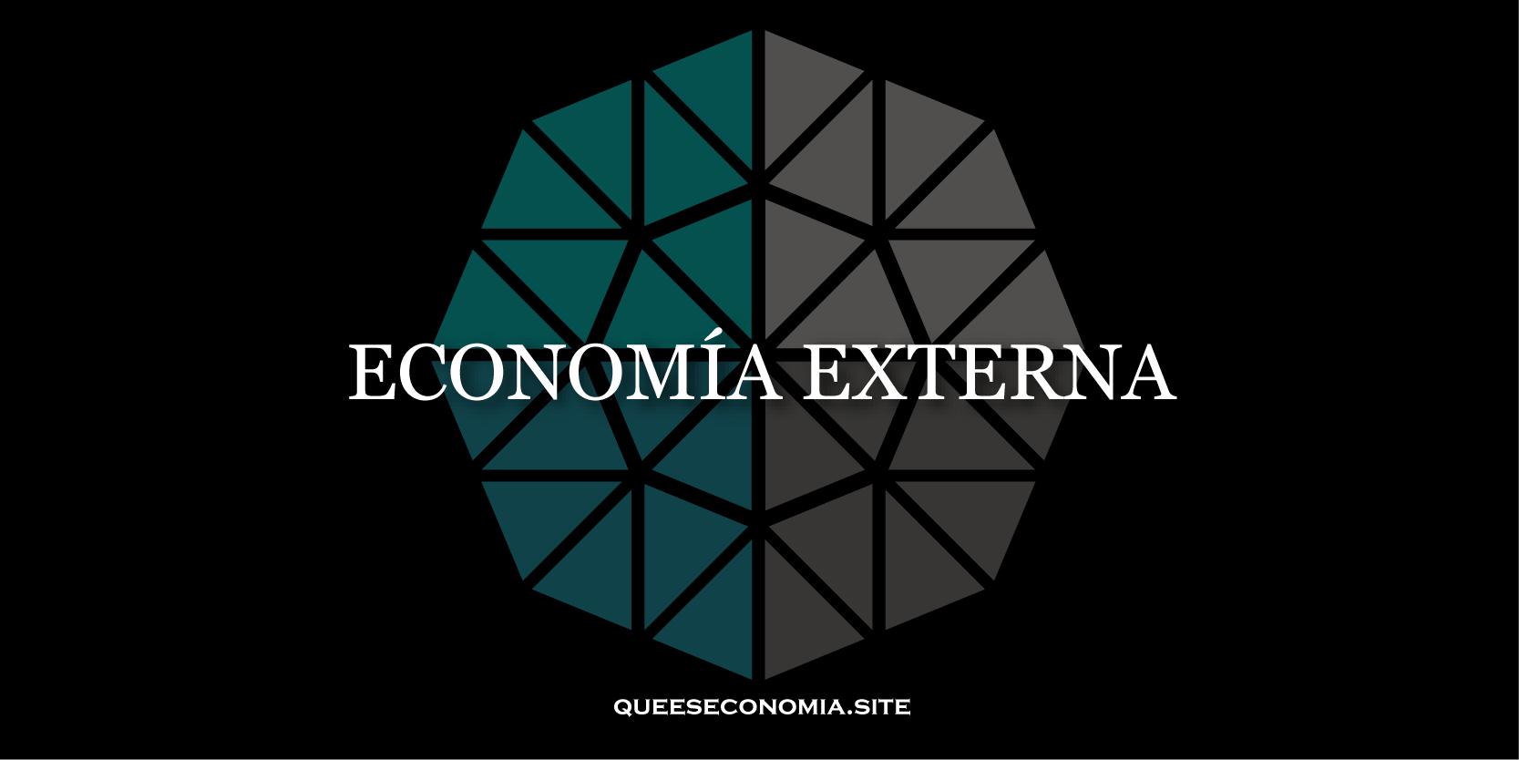 economía externa