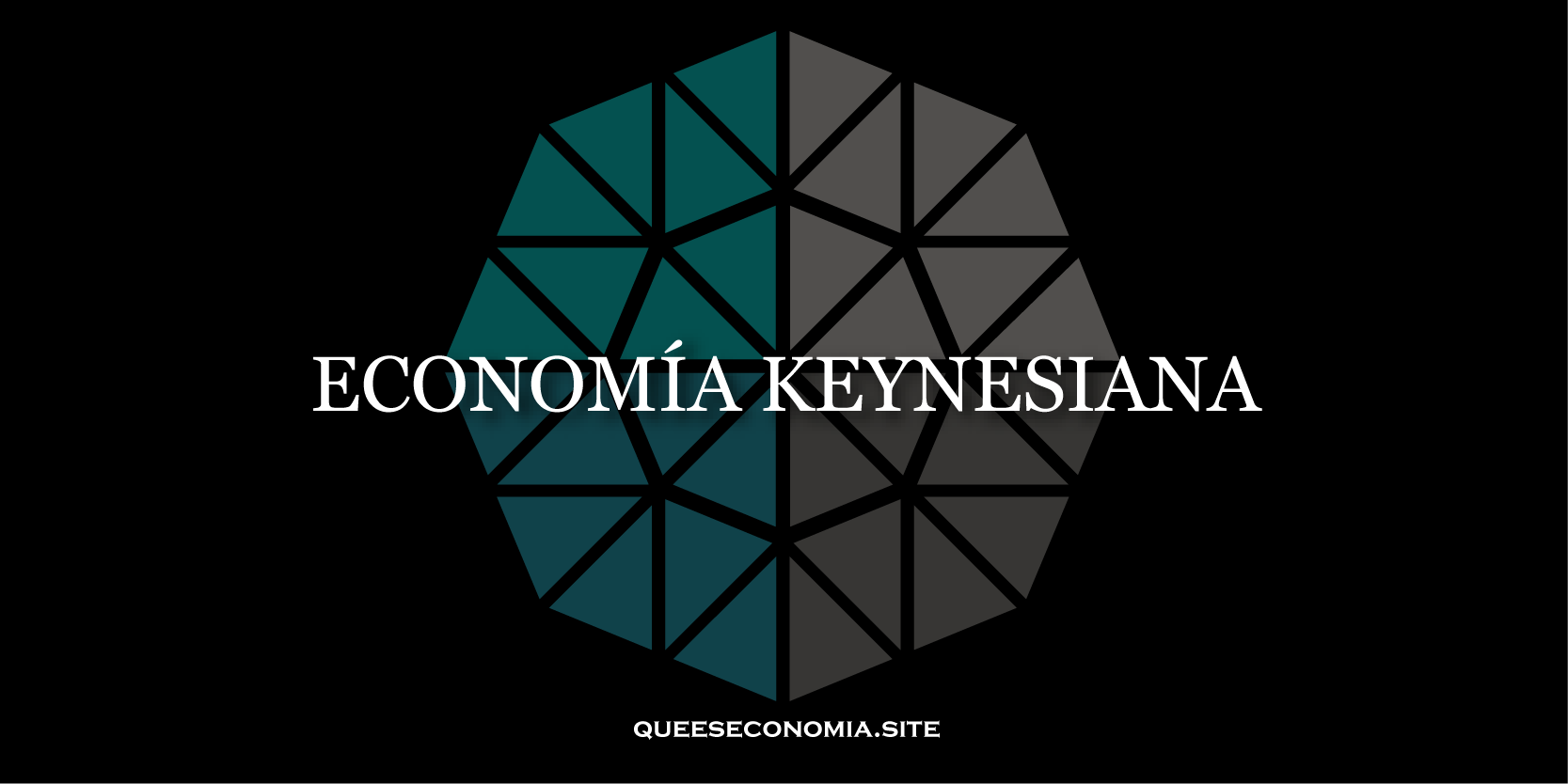 economía keynesiana