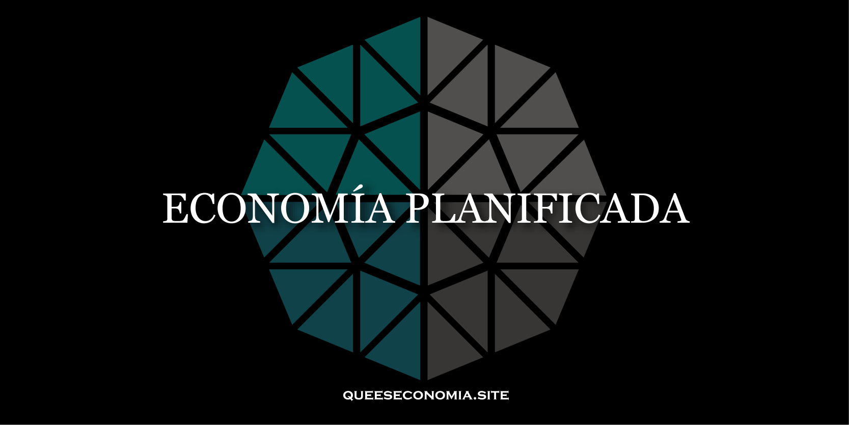 economía planificada