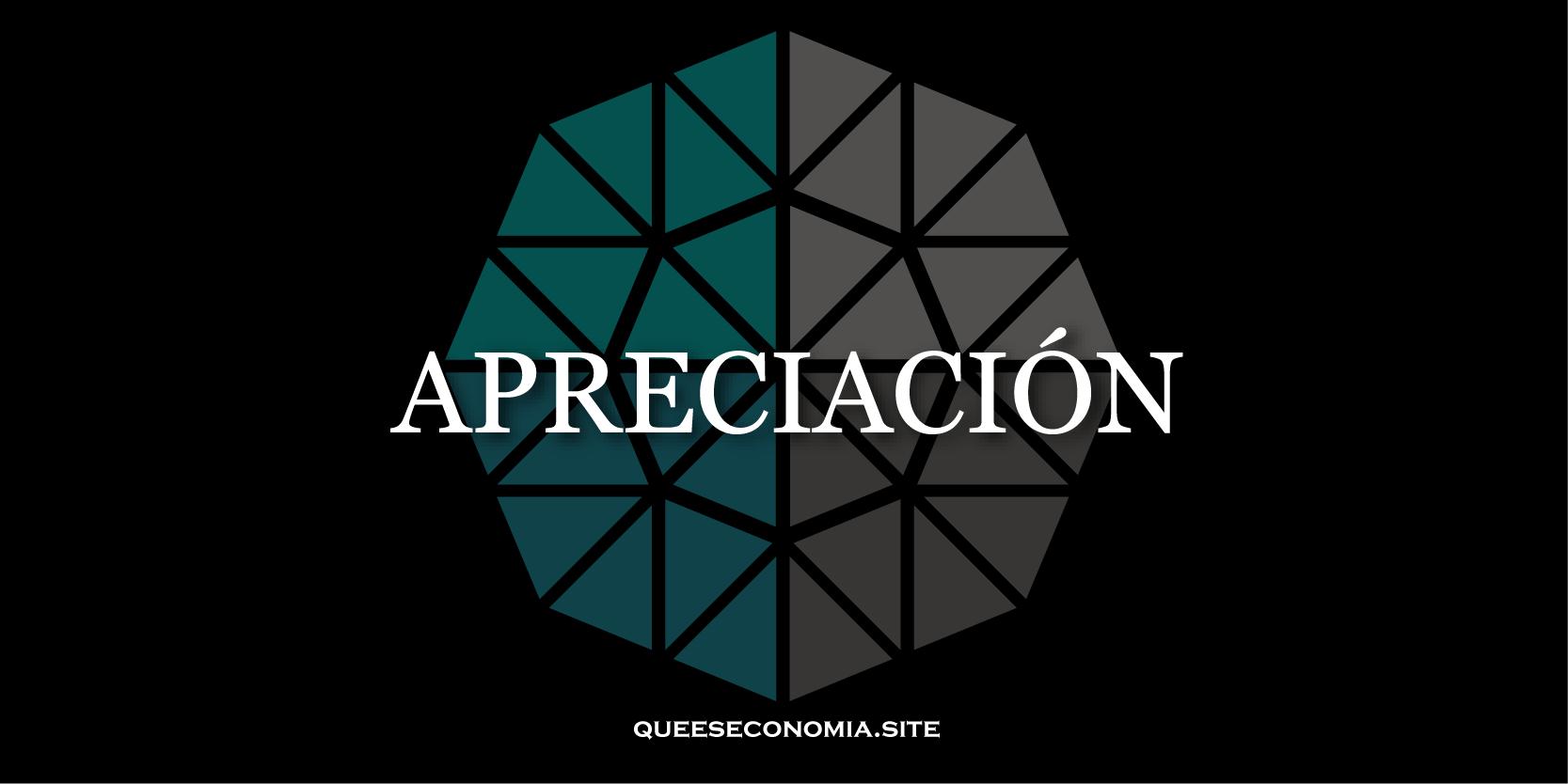 apreciación