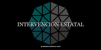 intervención estatal