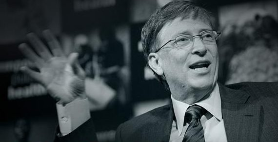 William Henry Gates III (Bill Gates)