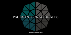 pagos internacionales
