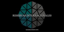 reservas internacionales