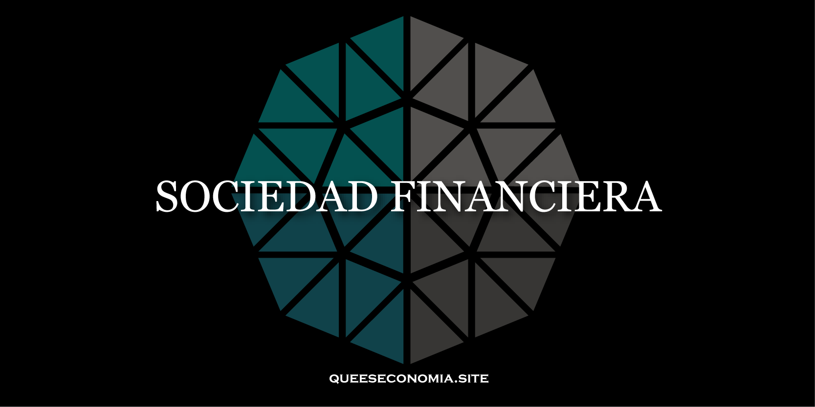sociedad financiera
