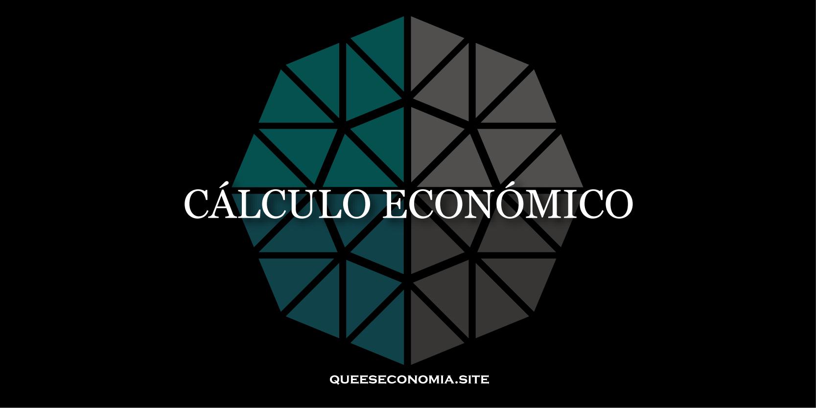 cálculo económico
