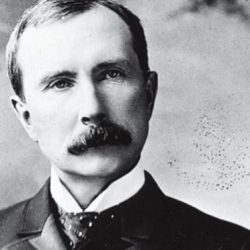 Biografía de John Rockefeller