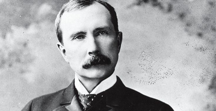 John Davidson Rockefeller