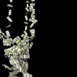 La circulación del efectivo se conoce como oferta monetaria