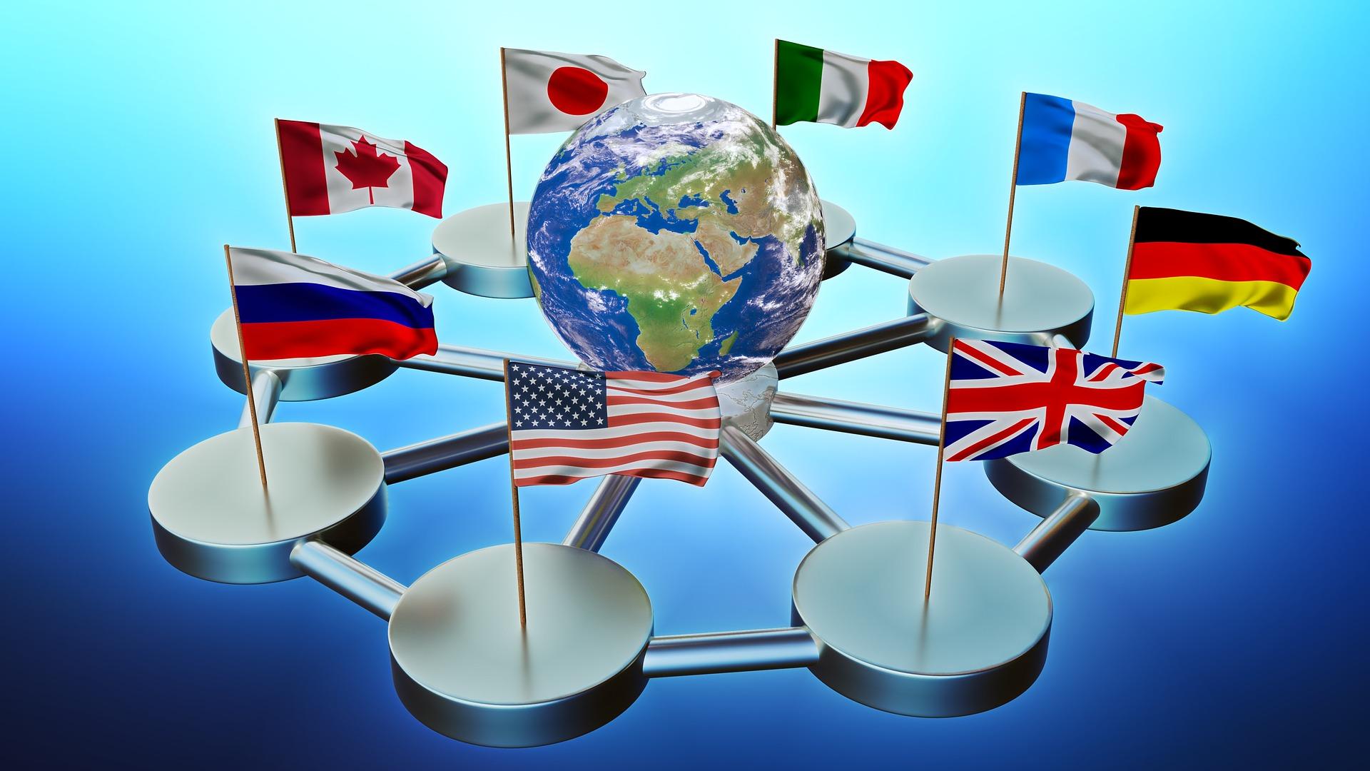 G8, un grupo que domina al mundo