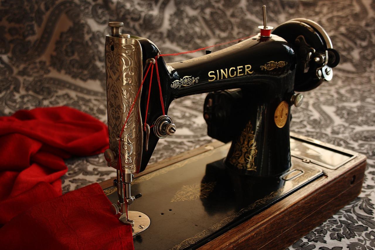 Máquina de coser Singer: más que un producto, un modelo empresarial